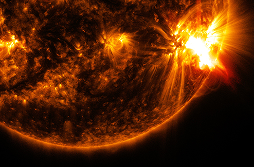 Chasing 'Tornadoes' on the Sun's Surface